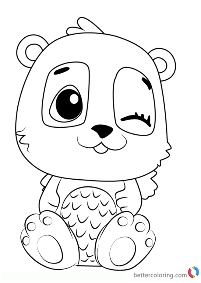 Hatchimals Owlicorn Coloring Pages Related Keywords Suggestions