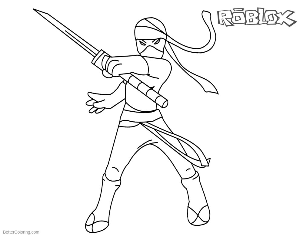 how to draw roblox noob